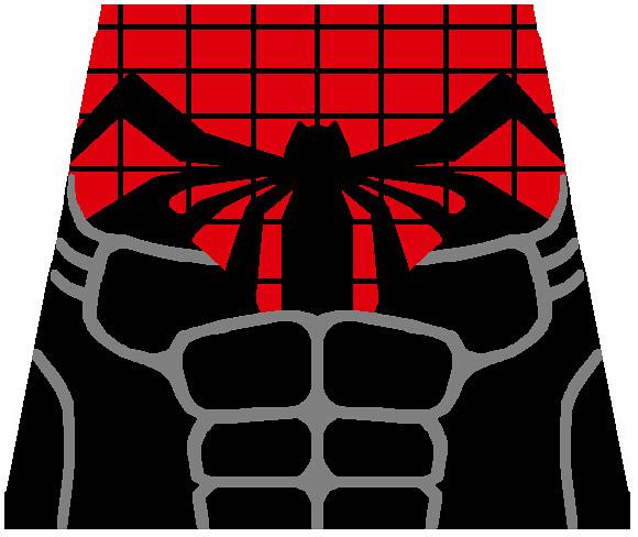 lego superior spiderman decals