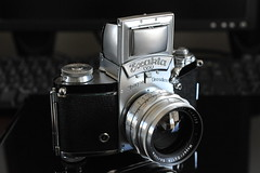 Exakta Varex & Primagon 35mmF4.5