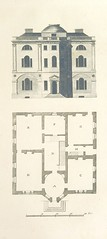 """British Library digitised image from page 261 of """"The New Builder's Magazine, and Complete Architectural Library, for architects, surveyors, carpenters, etc"""""""