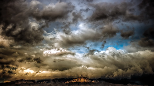 california morning sky usa sunlight snow storm mountains beautiful rain clouds sunrise dark landscape early nikon desert cloudy stormy coachellavalley d200 hdr deserthotsprings hcs riversidecounty niksoftware sangorgoniomountains clichesaturday hbmike2000