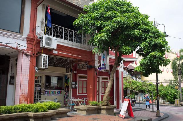 Mariner's Cafe in Johor Bahru