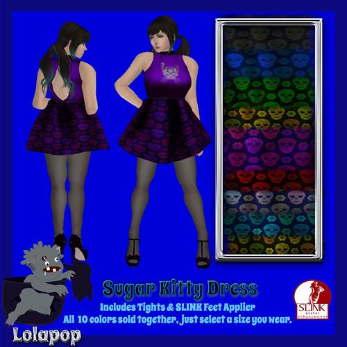 Lolapop-SugarKittyDress-Ad