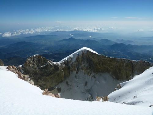 7 Volcanes: En La Cima del Pico de Orizaba