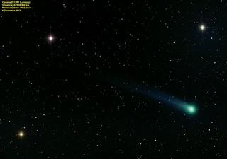 Cometa 2013R1 (Lovejoy) 6.12.2013