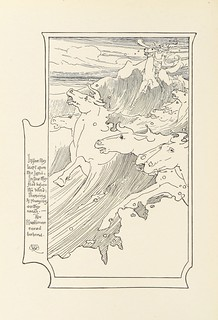 Image taken from page 62 of 'Red Apple and Silver Bells. A book of verse for children ... Illustrated by A. B. Woodward'