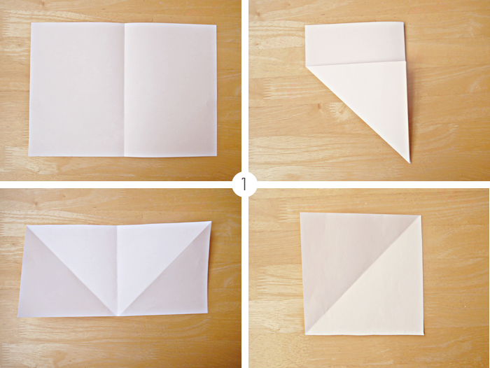 DIY Paper Snowflake Video Tutorial | 526x700
