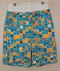 Chevron boardshorts Sz2