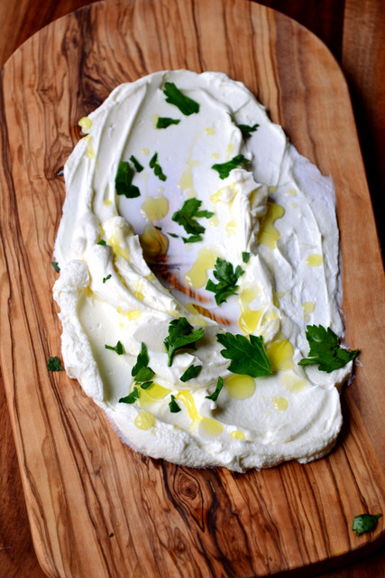 Labneh (cream cheese) recipe (4)