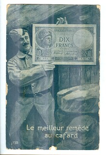 French 10 Dix Francs Note 001