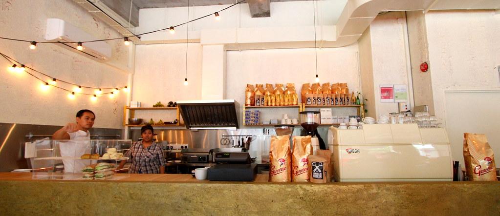 The Bravery Cafe