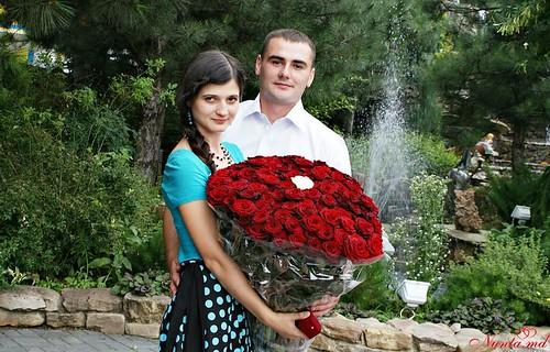 """Concurs """"Ziua Îndrăgostiţilor 2014"""" > Liuba si Veaceslav"""