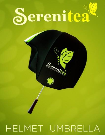Serenitea Helmet Umbrella