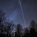 ISS Over Country Skies; Sails Through Cygnus and the Milky Way by davidmurr