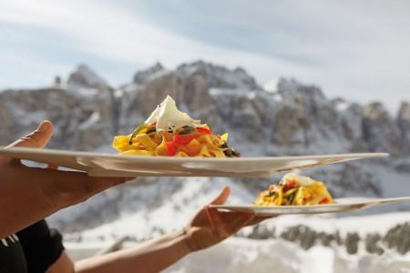 Jak nejlépe chutná lyžování v Jižním Tyrolsku