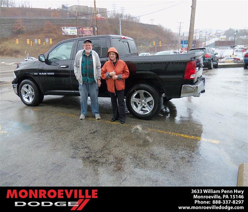 Happy Birthday to Donna Merle Cooper from Scott Butler  and everyone at Monroeville Dodge! #BDay by Monroeville Dodge
