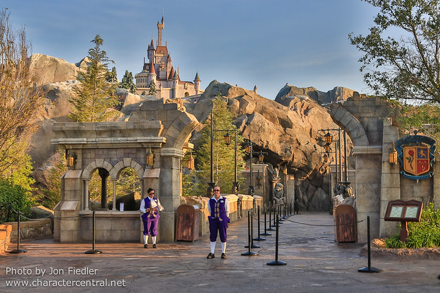 WDW Spring 2013 - Wandering through New Fantasyland