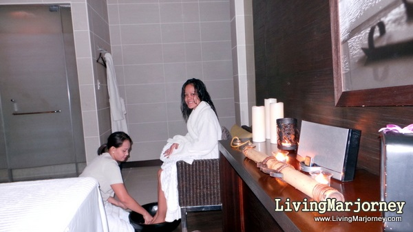 Le Spa Couples Romantique Pampering Treat