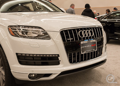 Audi rentals England