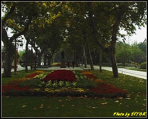 杭州 西湖 (其他景點) - 057 (湖濱路的湖畔花園)