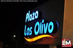 Inauguración de Plaza Los Olivos