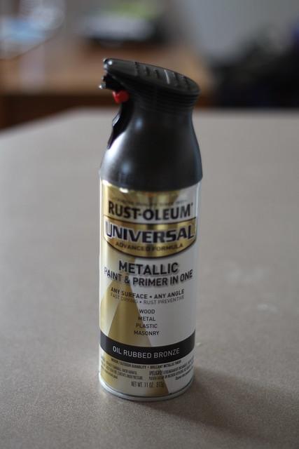 How To Oil Rubbed Bronze Doorknobs