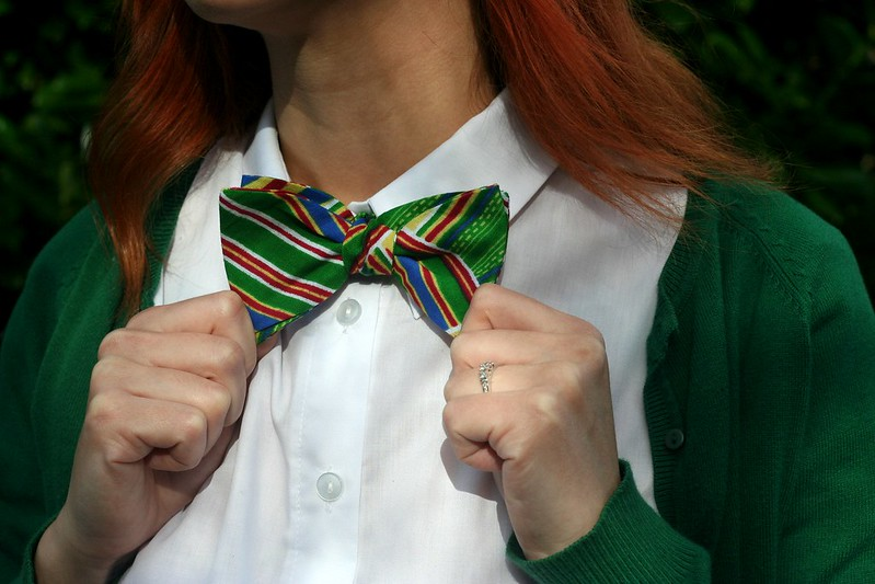 ASOS Bowtie and Shirt