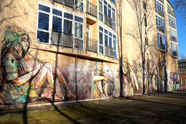mural | alice | berlin