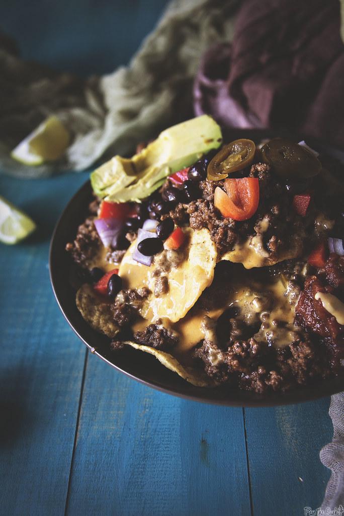 Taco Nacho Bowl