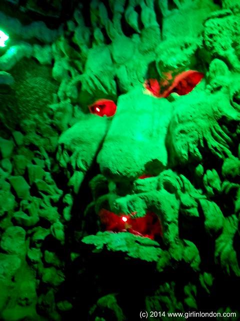 Leeds Castle Grotto