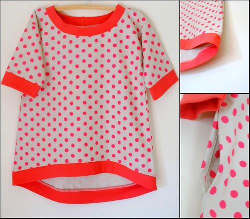Pink Perri Pullover