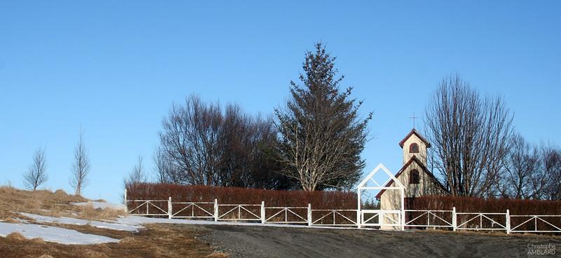 Eglise de Haukadalur