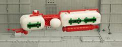 Octan Tanker Ship by Legopard