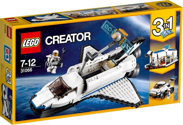 31066 Space Shuttle Explorer 1