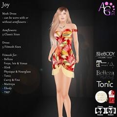 Joy - NEW sexy dress