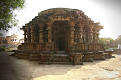 4155: Temple Front View