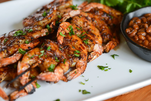Chipotle-Lime Shrimp