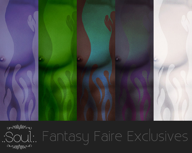 .:Soul:. Fantasy Faire Exclusives Teaser - SecondLifeHub.com