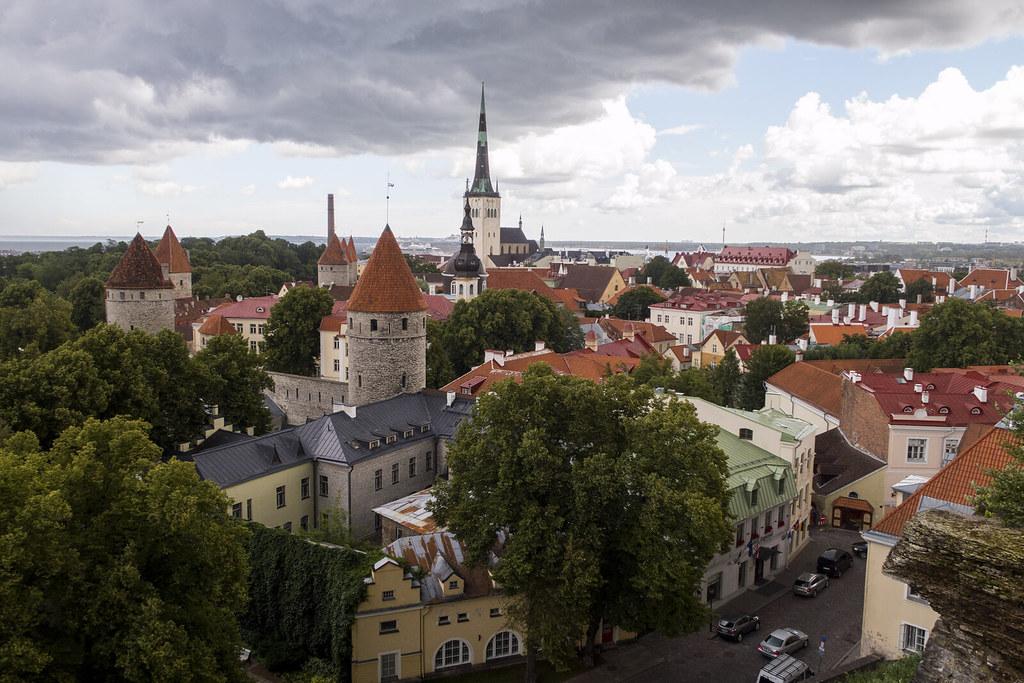 Viajar a Tallin en invierno