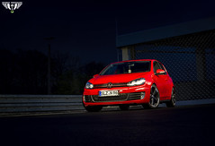 VW Golf 6 GTI Addidas Edition