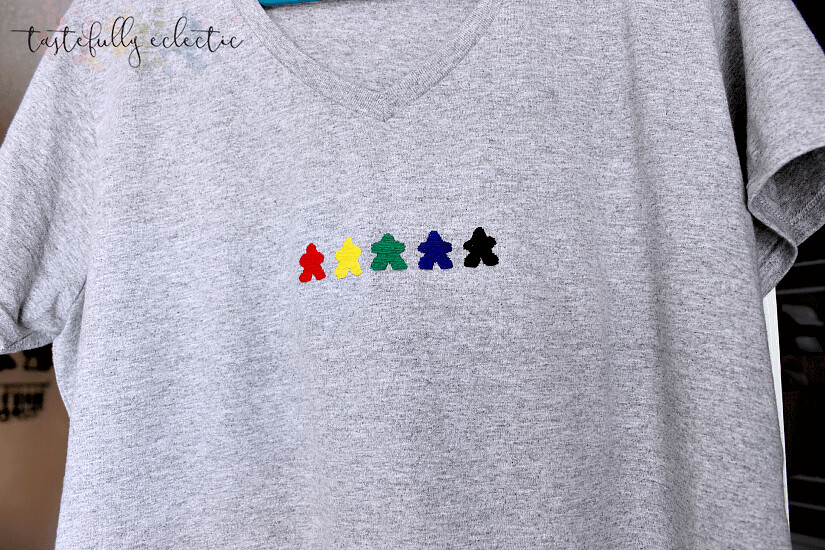 Meeple Shirt