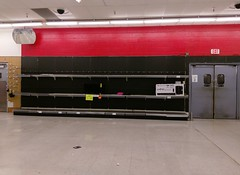 Electronics, all but gone