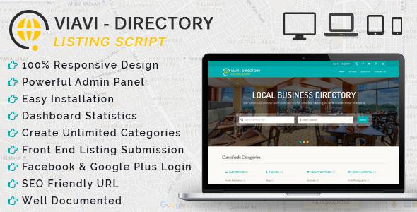Viavi v1.0.1 - Directory Listing Script