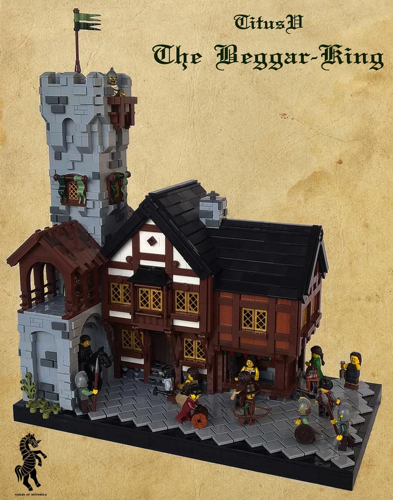 Albion – Width (custom built Lego model)