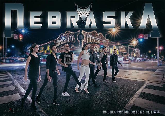 NEBRASKA 2017 - grupo - cartel