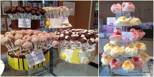 Burch & Purchese - Cake Pops & Meringues
