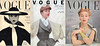 vogue covers - vintage