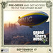 Grand Theft Auto V Atomic Blimp