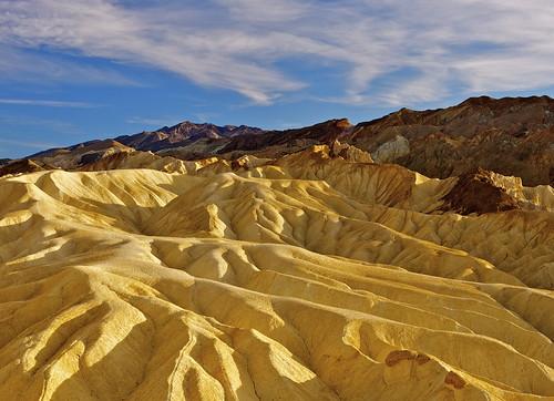 Zabriskie Point-Death Valley