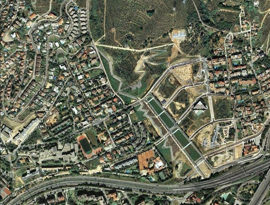 finestrelles, barcelona, esplugues, llobregat, cataluña, catalunya, después, desastre, urbanístico, planeamiento, urbano, urbanismo, construcción