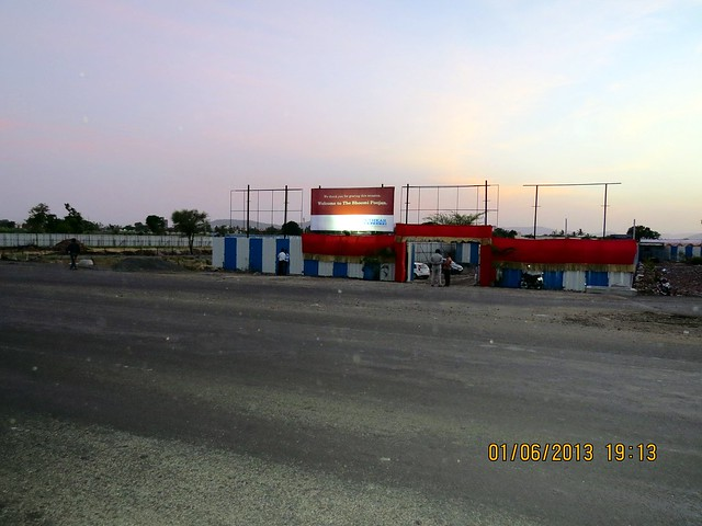 Pethkar Projects' Punawale Site